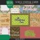 Noelle: Journal Cards