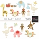 Oh Baby, Baby Paper Stickers Kit