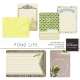 Pond Life Journal Cards Kit