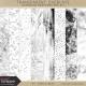 Transparent Overlays- Random Textures Set 01