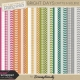 Bright Days Extra Patterns & Solids Paper Kit
