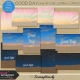 Good Day Skyline 4x6 Journal Cards