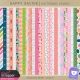 Happy Easter- Patterned Papers