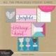 All the Princesses Pocket Cards Kit