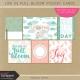 Life in Full Bloom Pocket Cards Kit