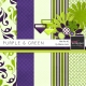 Purple & Green Mini Kit #2