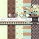 Mint & Brown Mini Kit