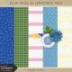 Blue Skies & Lemonade Mini Kit