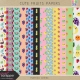 Cute Fruits Papers Kit