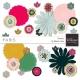 Paris Flowers Kit