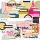 Paris Tags Kit