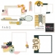 Paris Clusters Kit