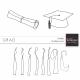 Grad Doodles Kit