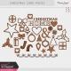 BYB Christmas Cork Pieces Kit