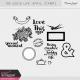 The Good Life: April Stamps Kit