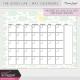 The Good Life: May Calendars