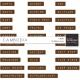 Cambodia Labels Kit #1