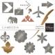 Cambodia Metal Elements Kit