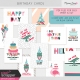 The Good Life: June Birthday Cards Kit