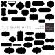 Tag Shapes Kit #1