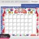 The Good Life: September Calendars Kit