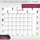 Family Traditions Calendar Kit