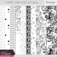 Paper Templates Kit #204