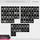 Alpha Template Kit #16