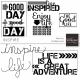 Inspire Word Art Kit