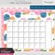 The Good Life: April 2019 Calendars Kit
