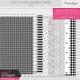 Black & White Printable Papers Kit #4