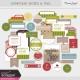 Homestead Words & Tags Kit