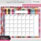 The Good Life: August 2019 Calendars Kit
