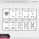 Journal Card Templates Kit #5