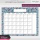 The Good Life: September 2019 Calendars Kit