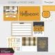 October 31 Pocket Cards Kit