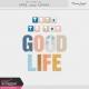 The Good Life: April 2020 Alphas Kit