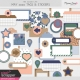 The Good Life: May 2020 Tags & Stickers Kit