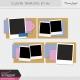 Pocket Cluster Templates Kit #11