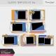 Pocket Cluster Templates Kit #13
