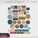 The Good Life: November 2020 Labels Kit