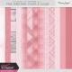 The Good Life: December 2020 Pink Christmas Solids & Plaids Kit
