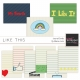 Like This Journal Cards Kit