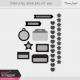 Templates Grab Bag Kit #38