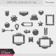 Templates Grab Bag Kit #39