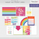 The Good Life: August 2021 Pocket Cards Kit