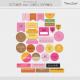 The Good Life: October 2021 Labels Español Kit