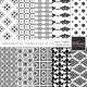Ornamental Paper Templates 21-30 Kit