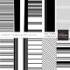 Stripe Paper Template Kit (61-70)