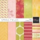 Spring Fields Papers Kit